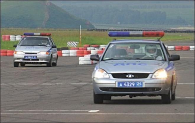В Марий Эл инспекторы ГИБДД организуют гонки