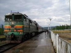 С 1 июля в Марий Эл начнут курсировать пригородные поезда