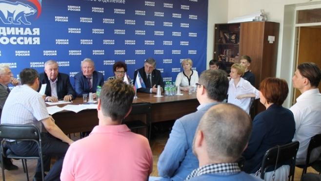 «Единая Россия» продолжает подготовку к сентябрьским довыборам в Марий Эл