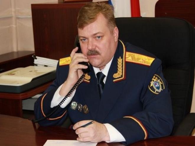 Президент России продлил полномочия Олега Доронина
