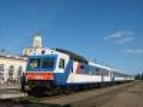 Оборвалось железнодорожное сообщение с Зеленым Долом (Марий Эл)