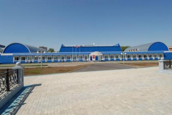 ФОК «Спартак» в Йошкар-Оле вновь открыт после пожара