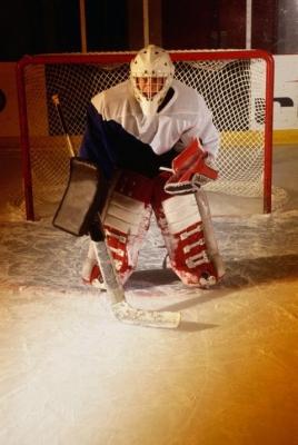 Республиканские соревнования юных хоккеистов клуба «Золотая шайба» имени А.В.Тарасова постер