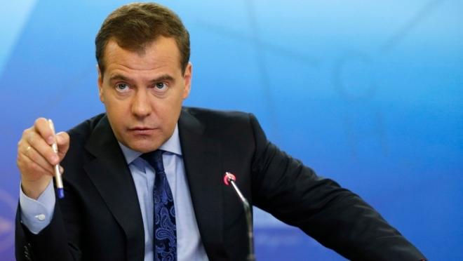 Дмитрий Медведев поднял вопрос контрольно-надзорной деятельности