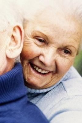 Ко Дню пожилых людей постер