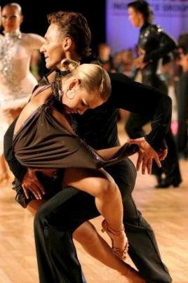 Открытый чемпионат Республики Марий Эл по спортивным танцам постер