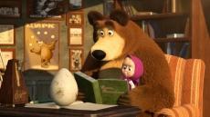 В России выпустили последний эпизод мультсериала «Маша и Медведь»