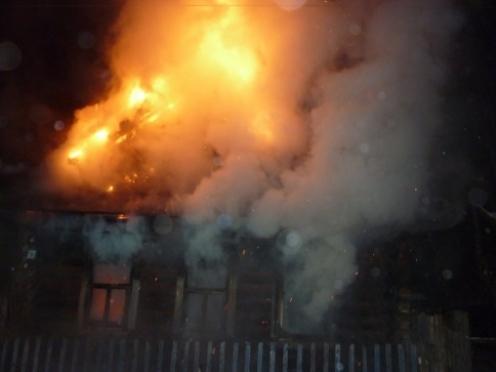 Неисправная печь оставила жительницу Сернурского района без жилья