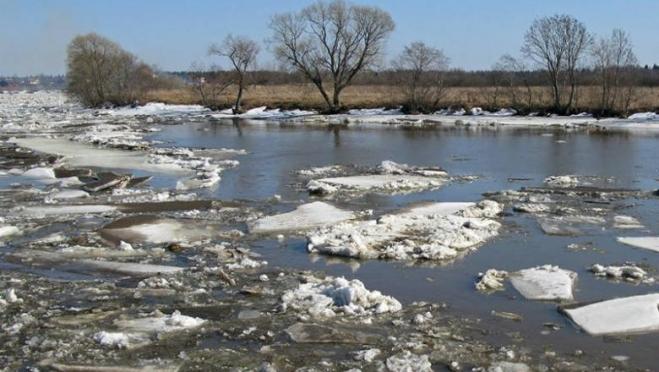 В Марий Эл вскрытие рек ожидается в III декаде апреля