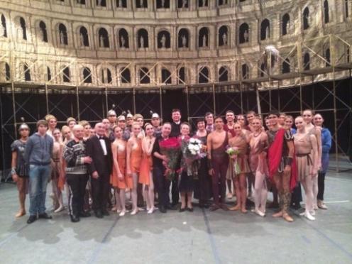 Спектакль в театре имени Сапаева посвятили легенде марийского балета