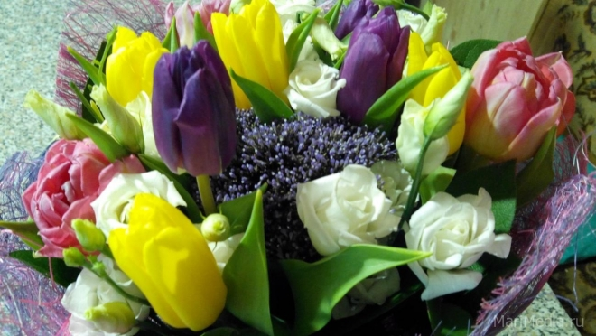 Йошкар-Ола утопает в цветах