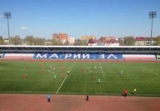 «Спартак Марий Эл» потерпел первое поражение в третьем дивизионе