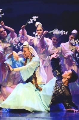 Концерт ансамбля «Kazan»