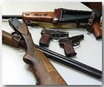 За незаконный оборот оружия в Марий Эл возбудили 15 уголовных дел