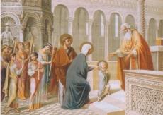У православных верующих праздник — Введение во храм Пресвятой Богородицы