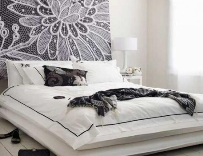 Спальня в стиле хай-тек – функциональность и простор