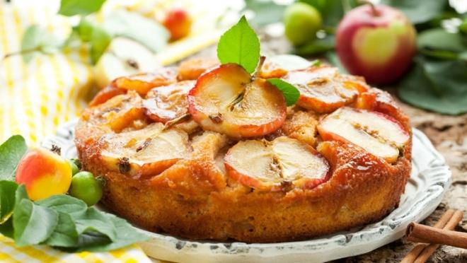 День шарлоток: три варианта исторического пирога