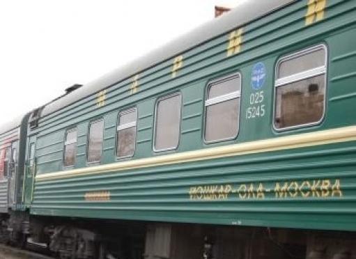 В майские праздники пустят дополнительные поезда до Москвы