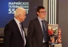 Поздравление директора ГТРК «Татарстан» Фирдуса Гималтдинова