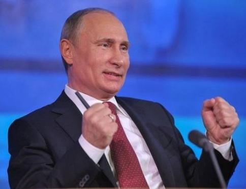 Владимир Путин в списке самых влиятельных персон мира