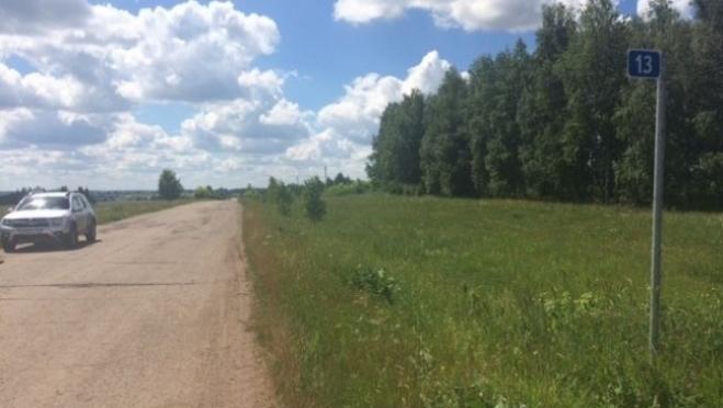 Автодорога в Мари-Турекском районе не отвечает требованиям безопасности