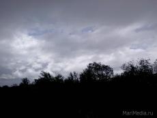 В Марий Эл до конца недели сохранится умеренно теплая погода