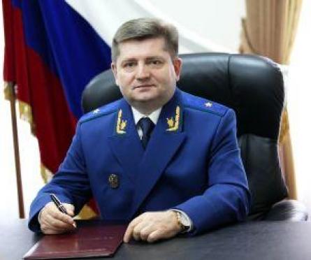 Сергей Рюмшин официально стал прокурором Марий Эл