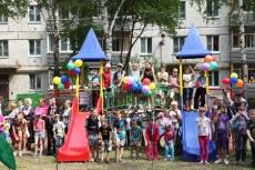 Благоустройство одного двора в Йошкар-Оле обошлось в 700 тысяч рублей