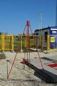 В Волжском районе газифицирован поселок Яльчинский