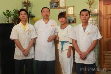 Китайские специалисты