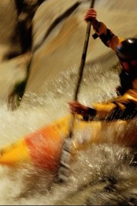 Чемпионат и первенство РМЭ по спортивному туризму на водных дистанциях постер