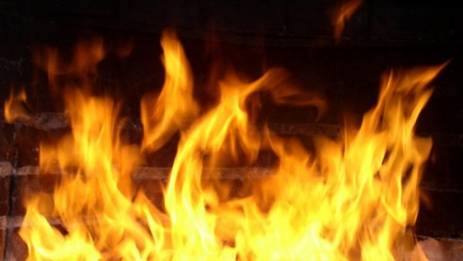Число пожаров в садах и на дачах этим летом увеличилось