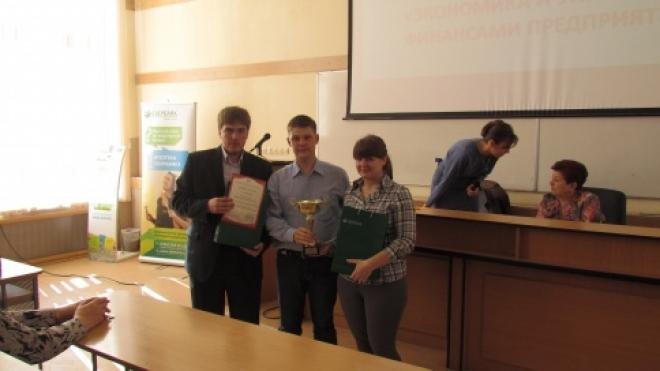 Отделение Марий Эл Сбербанка выступило спонсором межрегиональной студенческой олимпиады ПГТУ