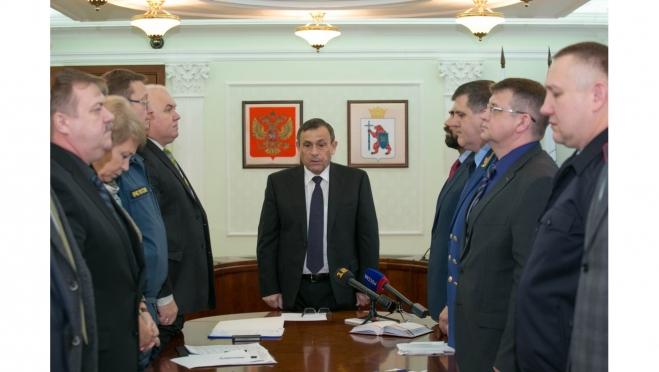 Глава Марий Эл Александр Евстифеев провёл оперативное совещание по итогам дорожной трагедии в Килемарском районе