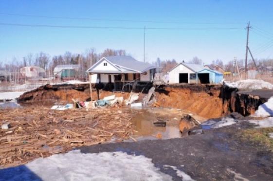 Губернатор Нижегородской области: подъем уровня Чебоксарской ГЭС может спровоцировать новые провалы