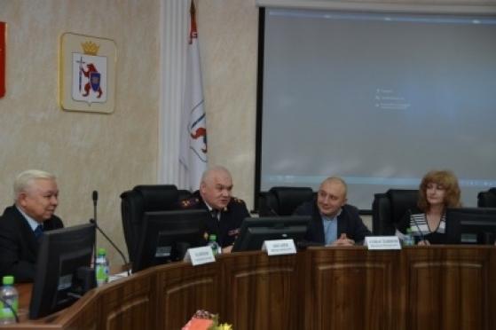 В следующем году активисты Общественного совета при МВД продолжат рейды и акции