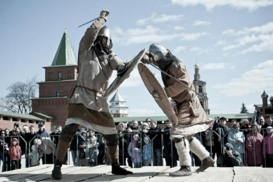 Йошкар-Ола готовится к рыцарским турнирам