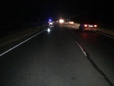 На Казанском тракте иномарка насмерть сбила пешехода