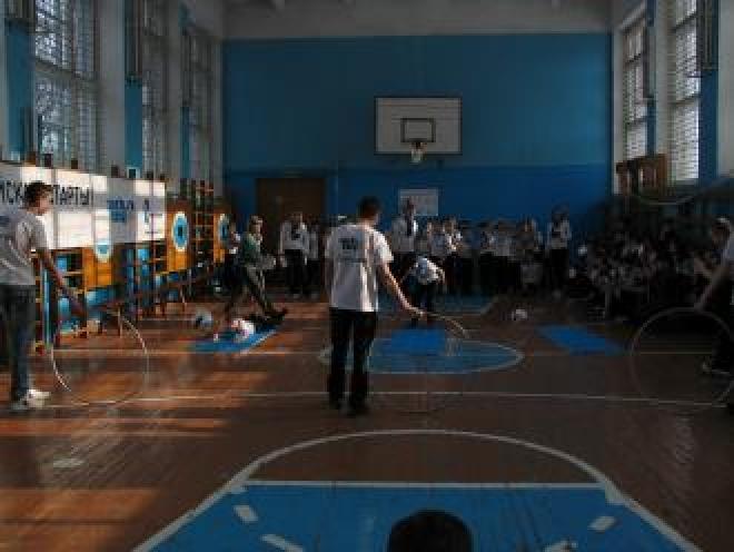 «Ростелеком» организовал «Зимние олимпийские старты» в п. Руэм