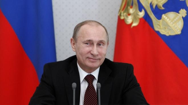 74 % россиян отдали бы свой голос за Владимира Путина на выборах главы государства