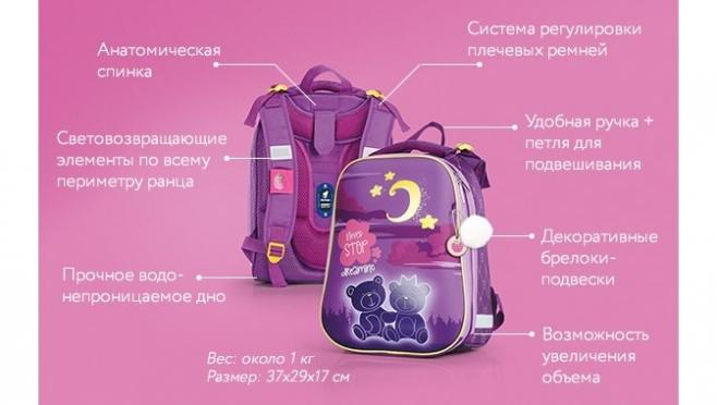 У нас новое поступление рюкзаков