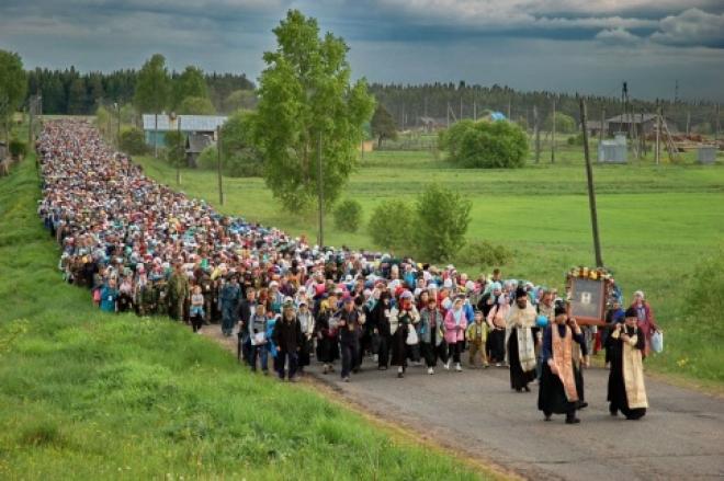 По Марий Эл пройдет Всероссийский крестный ход