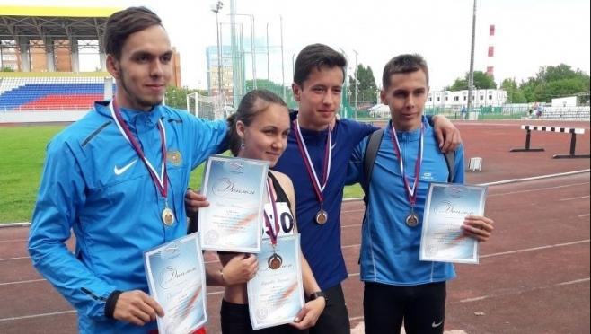 Легкоатлеты из Марий Эл стали призерами чемпионата и первенства ПФО