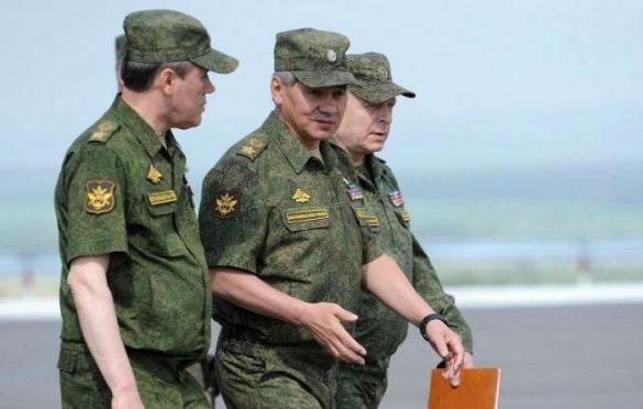 Владимир Путин инициировал внезапную проверку Вооруженных сил