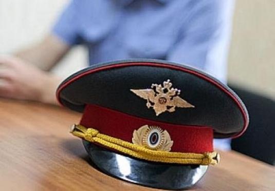 Житель Йошкар-Олы ударил полицейского