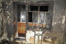 Ночью в Йошкар-Оле горела многоэтажка