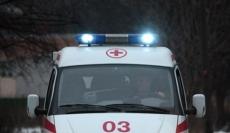 Пассажирский автобус столкнулся с грузовиком и выехал на встречную полосу (Марий Эл)