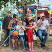 Число игровых детских площадок в Йошкар-Оле увеличивается