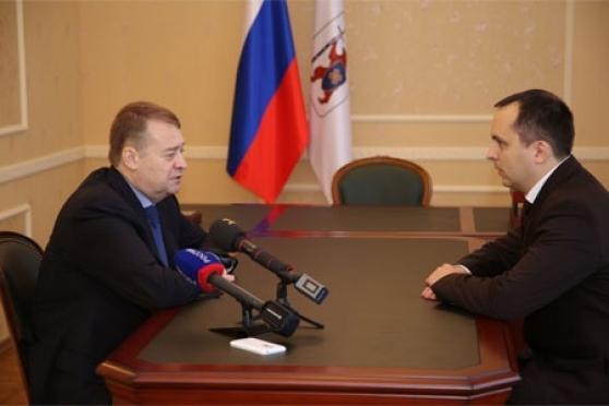 ВРИО мэра Йошкар-Олы Евгений Маслов делает ставку на  формирование команды профессиональных специалистов