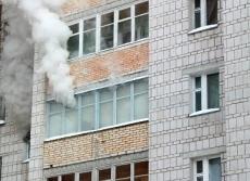 Пьяный йошкаролинец по неосторожности подпалил квартиру и получил ожоги